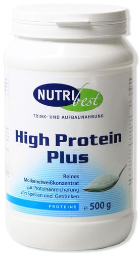 Nutribest High Protein plus Pulver, 500 g