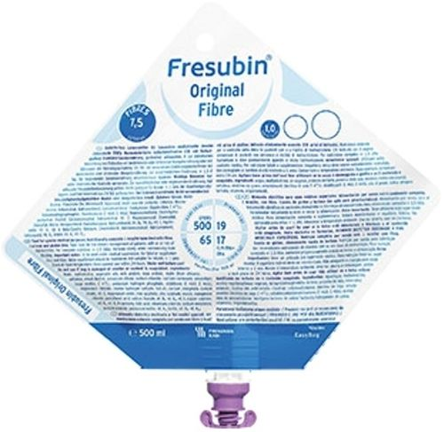 Fresubin Original Fibre Easy Bag, 15 x 500 ml