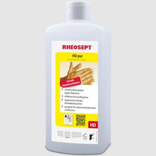 Rheosept-HD pur Händedesinfektion, 500 ml